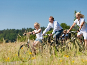 Radfahren Auf Fehmarn